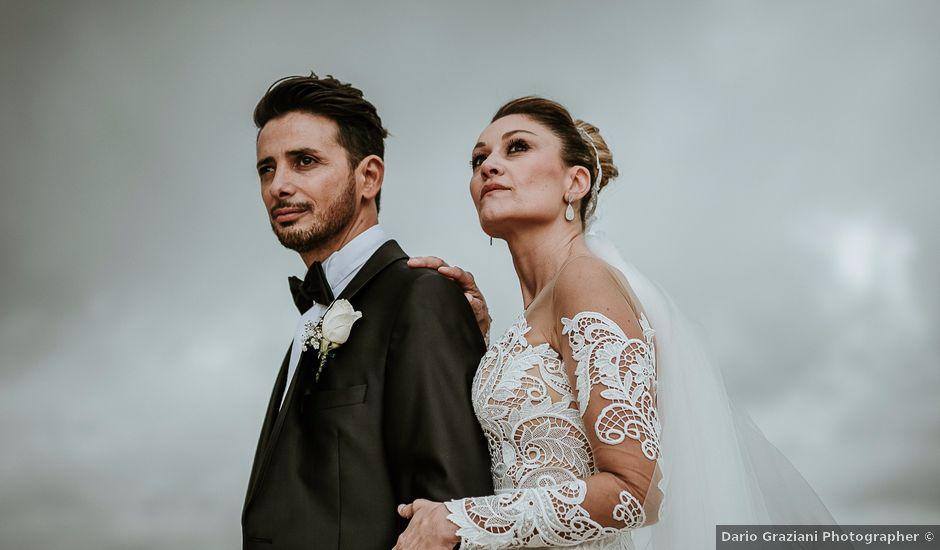 Matrimonio Bassano Romano : Il matrimonio di gian luca e floriana a bassano romano