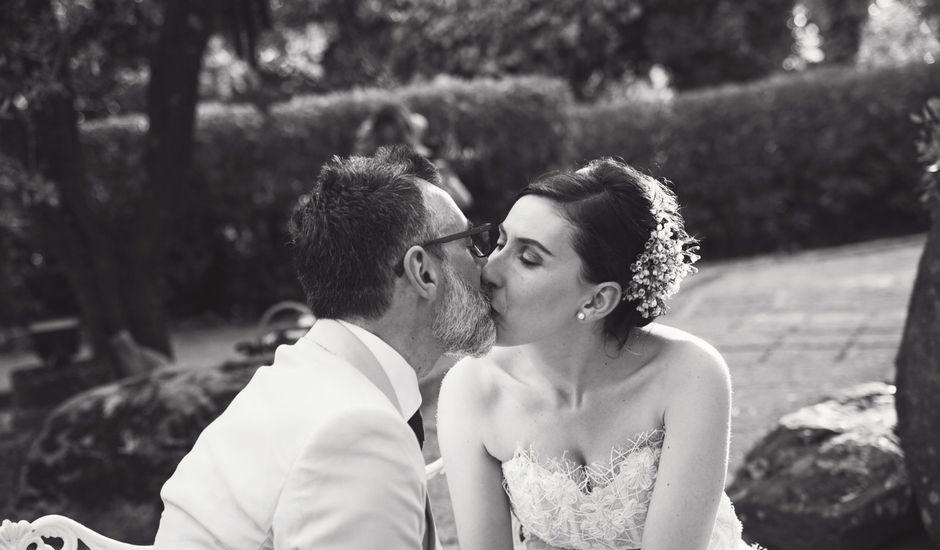 Il matrimonio di Fausto e Ambra a Roma, Roma