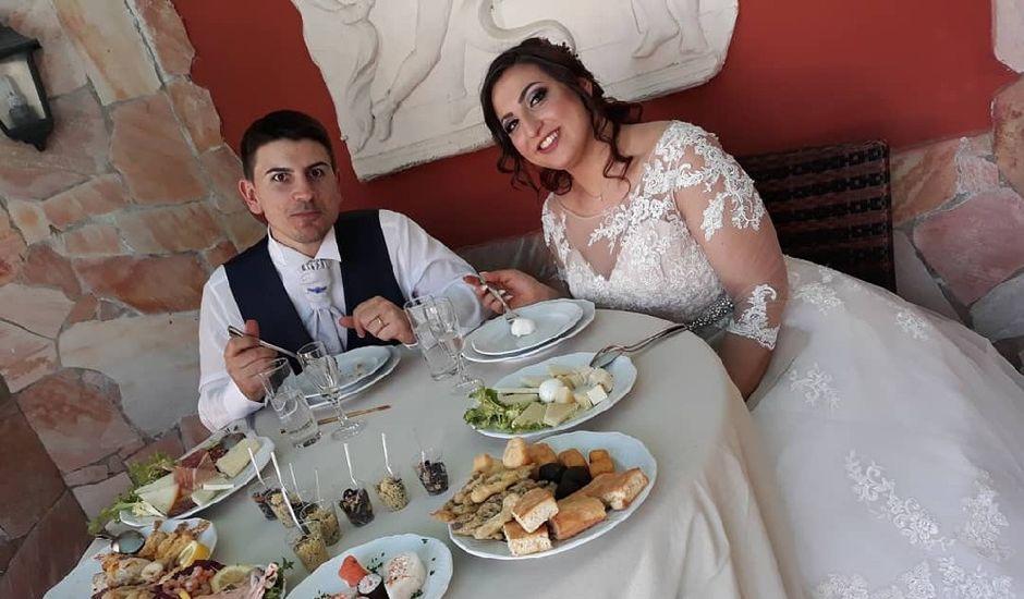 Il matrimonio di Marco e Giada a Roma, Roma