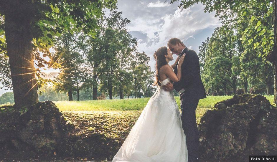 Il matrimonio di Manuele e Martina a Brugherio, Monza e Brianza
