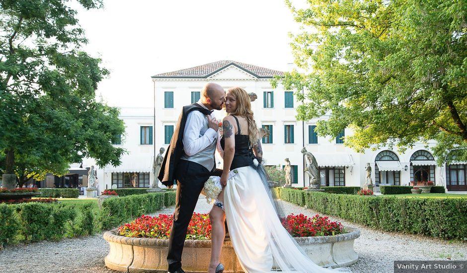 Il matrimonio di Ismaele e Romina a Mogliano Veneto, Treviso