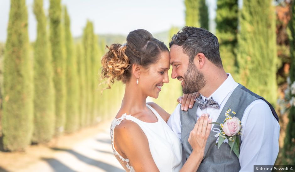 Il matrimonio di Samuel e Rachel a Lucca, Lucca
