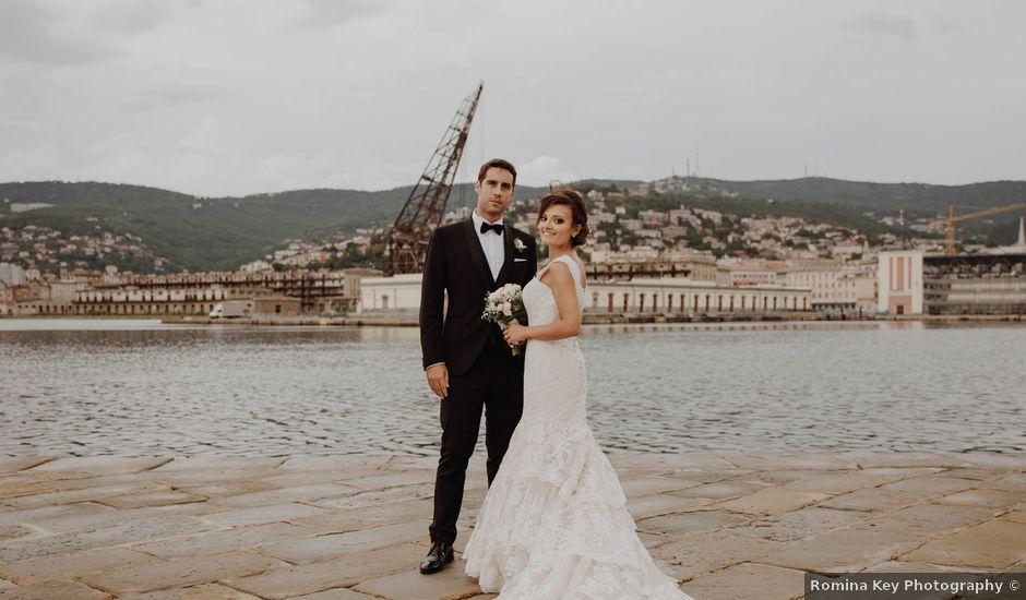 Il matrimonio di Giovanni e Debora a Trieste, Trieste