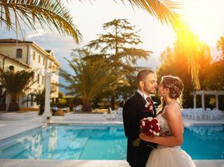 Le nozze di Cinzia e Petri