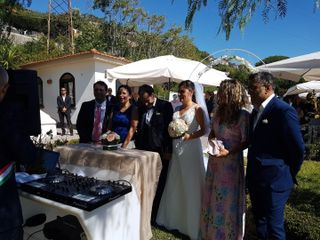 Le nozze di Francesco e Claudia 1