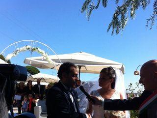 Le nozze di Francesco e Claudia 2