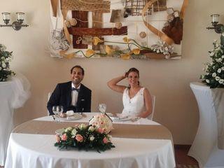 Le nozze di Francesco e Claudia