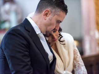 Le nozze di Andreina e Alfonso