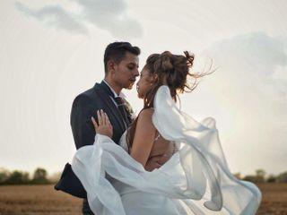 Le nozze di Dario  e Simona