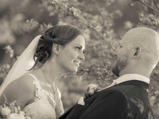 Le nozze di Natalie e Dominik 1