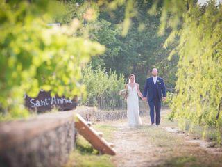 Le nozze di Natalie e Dominik 2