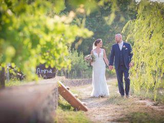 Le nozze di Natalie e Dominik 3