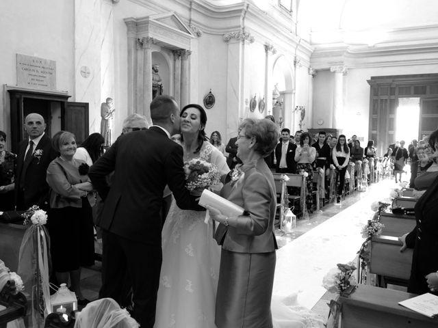 Il matrimonio di Matteo e Lara a Santa Margherita d'Adige, Padova 13