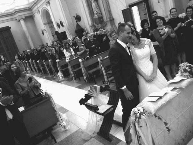 Il matrimonio di Matteo e Lara a Santa Margherita d'Adige, Padova 27