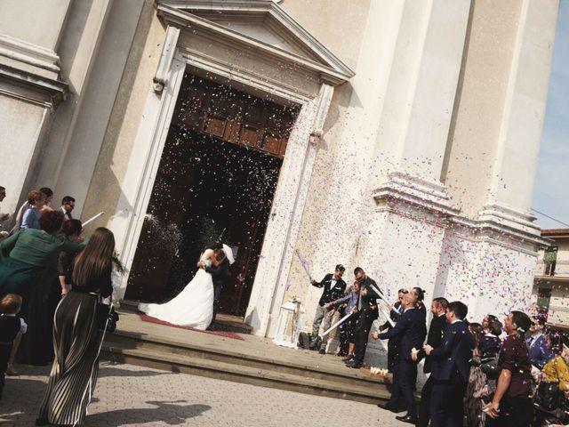 Il matrimonio di Matteo e Lara a Santa Margherita d'Adige, Padova 20
