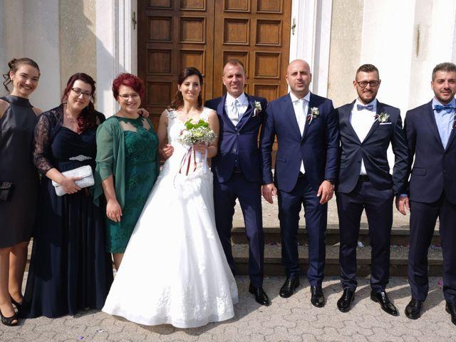 Il matrimonio di Matteo e Lara a Santa Margherita d'Adige, Padova 19