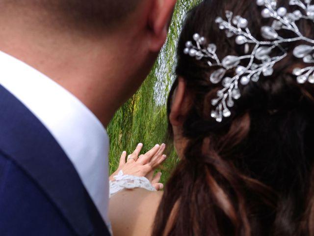Il matrimonio di Matteo e Lara a Santa Margherita d'Adige, Padova 24