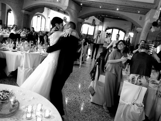 Il matrimonio di Matteo e Lara a Santa Margherita d'Adige, Padova 31