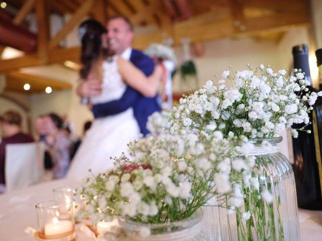 Il matrimonio di Matteo e Lara a Santa Margherita d'Adige, Padova 34