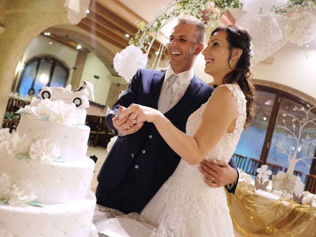 Il matrimonio di Matteo e Lara a Santa Margherita d'Adige, Padova 32