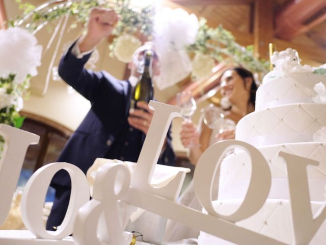 Il matrimonio di Matteo e Lara a Santa Margherita d'Adige, Padova 37