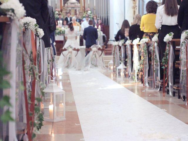 Il matrimonio di Matteo e Lara a Santa Margherita d'Adige, Padova 10