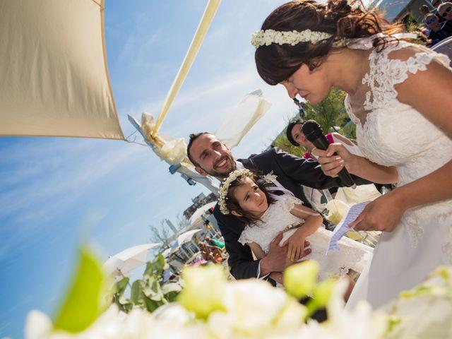 Il matrimonio di Claudio e Caterina a Comacchio, Ferrara 8