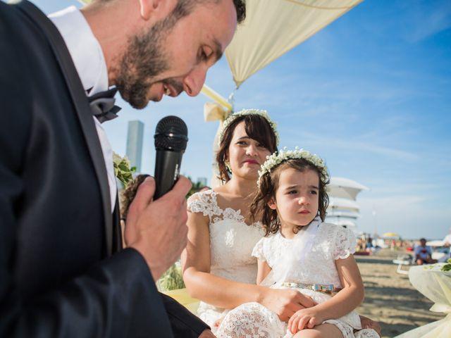 Il matrimonio di Claudio e Caterina a Comacchio, Ferrara 10