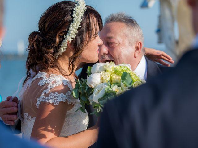 Il matrimonio di Claudio e Caterina a Comacchio, Ferrara 26