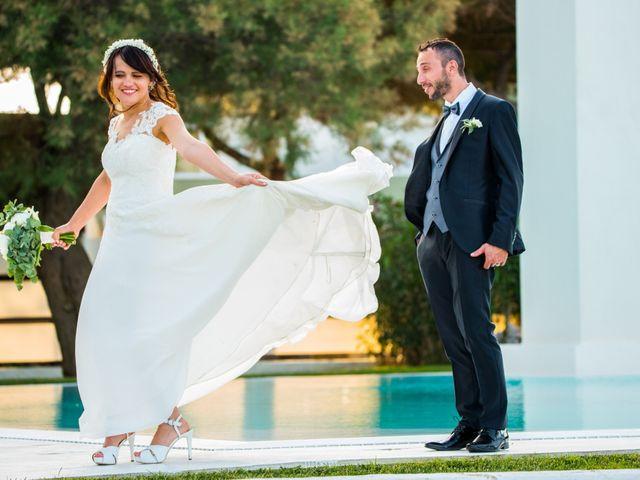 Il matrimonio di Claudio e Caterina a Comacchio, Ferrara 36