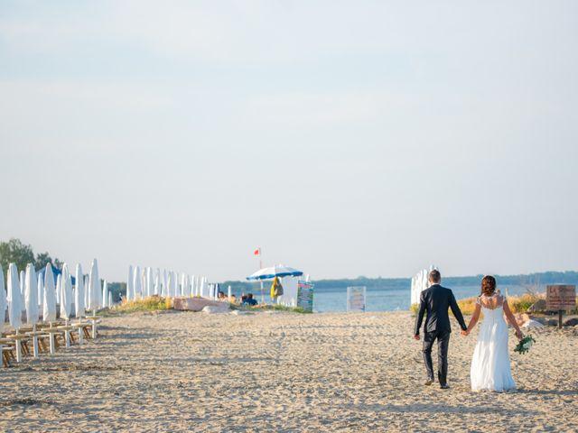 Il matrimonio di Claudio e Caterina a Comacchio, Ferrara 38