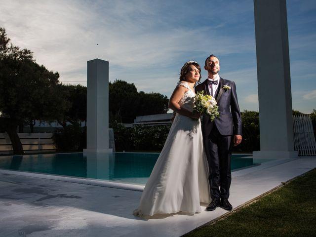 Il matrimonio di Claudio e Caterina a Comacchio, Ferrara 43