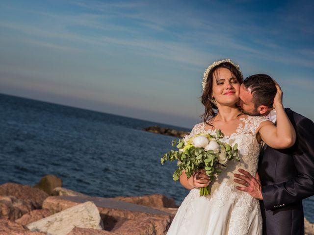 Il matrimonio di Claudio e Caterina a Comacchio, Ferrara 45