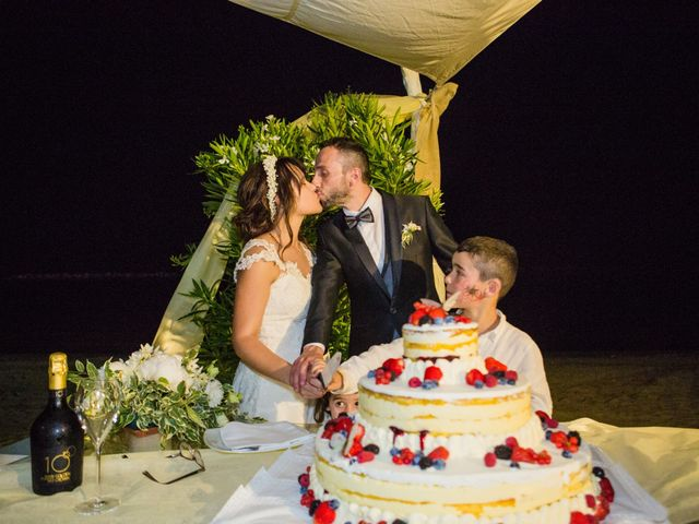 Il matrimonio di Claudio e Caterina a Comacchio, Ferrara 62