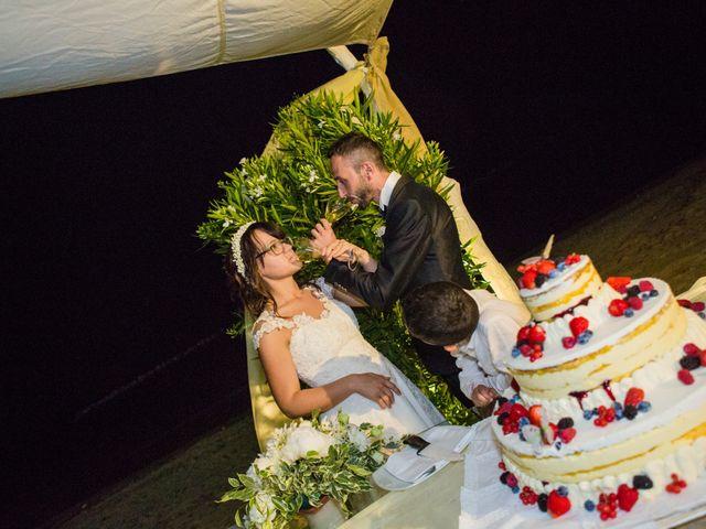 Il matrimonio di Claudio e Caterina a Comacchio, Ferrara 63