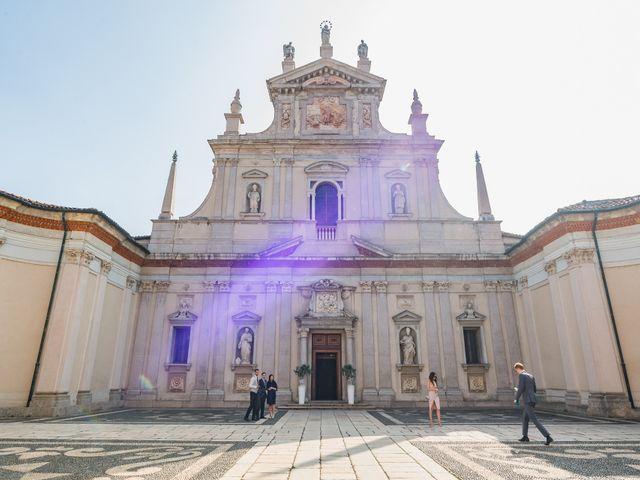 Il matrimonio di Pietro e Laura a Milano, Milano 31