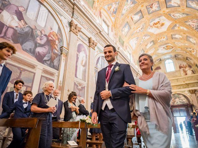 Il matrimonio di Pietro e Laura a Milano, Milano 32