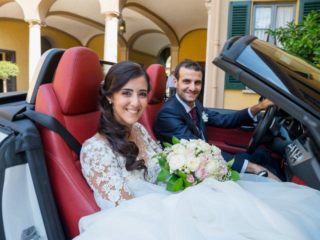 Il matrimonio di Pietro e Laura a Milano, Milano 65