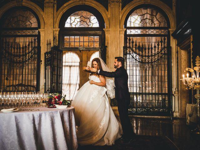 Le nozze di Jennifer e Tommy