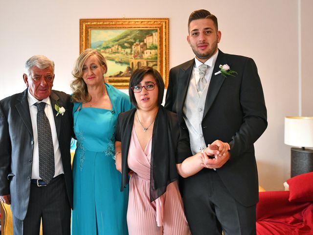 Il matrimonio di Giuseppe e Alina a Grottolella, Avellino 2