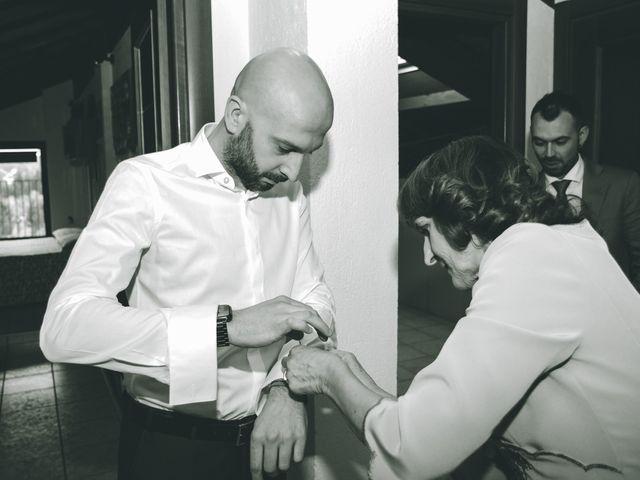 Il matrimonio di Luca e Stefania a Vergiate, Varese 5
