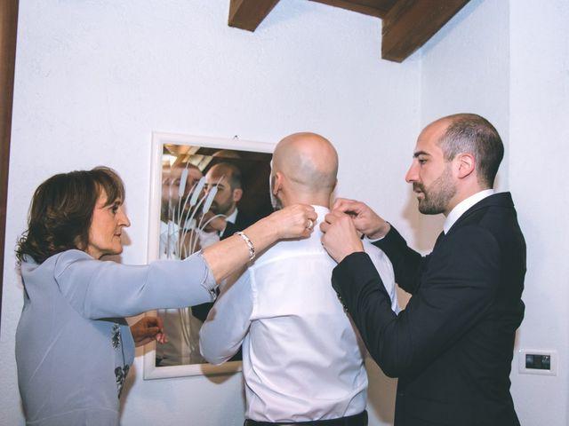 Il matrimonio di Luca e Stefania a Vergiate, Varese 10