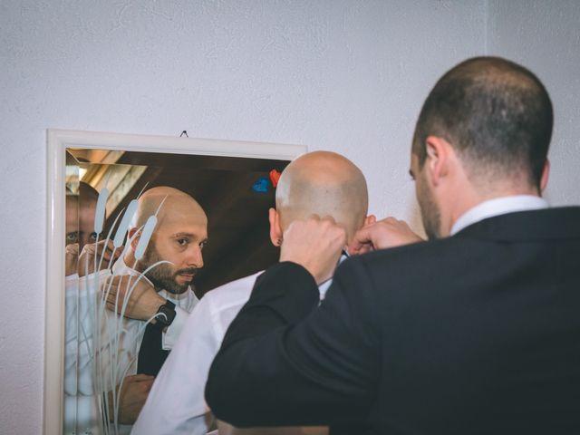 Il matrimonio di Luca e Stefania a Vergiate, Varese 11