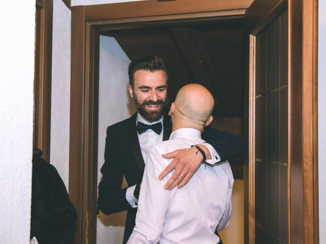 Il matrimonio di Luca e Stefania a Vergiate, Varese 12
