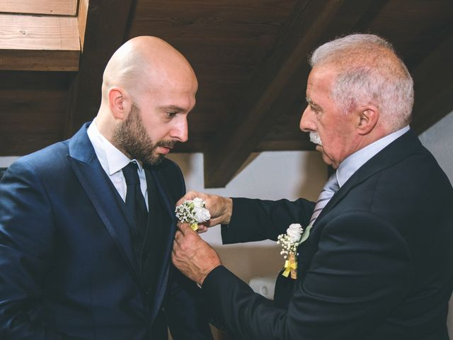 Il matrimonio di Luca e Stefania a Vergiate, Varese 17