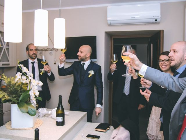 Il matrimonio di Luca e Stefania a Vergiate, Varese 21