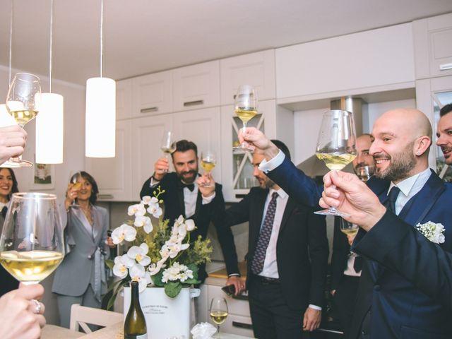 Il matrimonio di Luca e Stefania a Vergiate, Varese 24