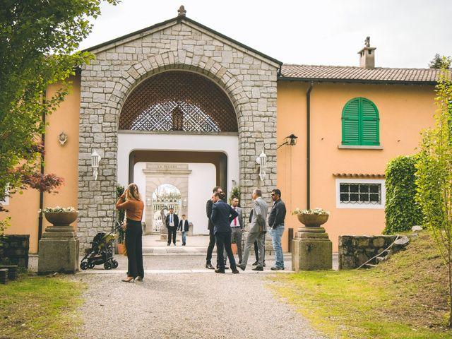 Il matrimonio di Luca e Stefania a Vergiate, Varese 57