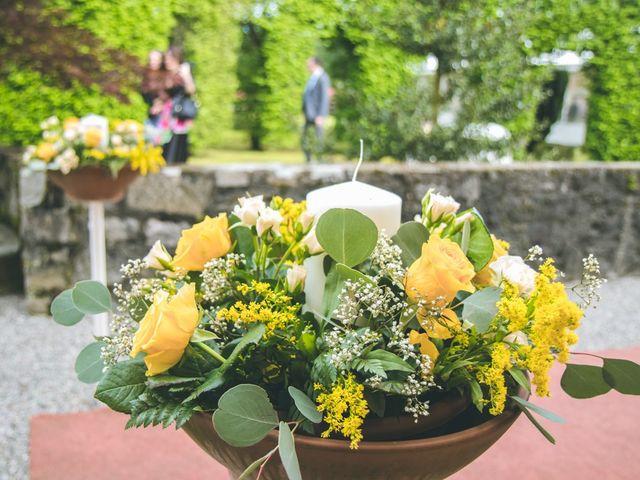 Il matrimonio di Luca e Stefania a Vergiate, Varese 58