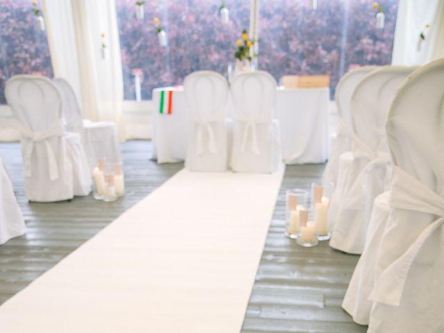 Il matrimonio di Luca e Stefania a Vergiate, Varese 67